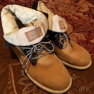 Reversible Timberland Boots